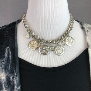 Jewelry - Beautiful NWOT edgy chain necklace